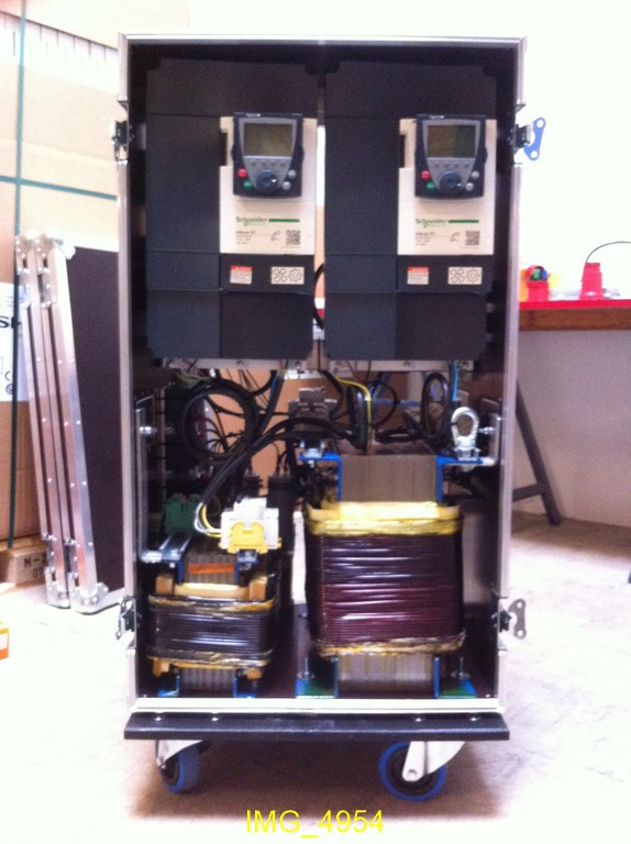 GENERATEUR SURTENSION 2000Vpeak / 15kVA